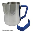 Rhinowares Blue Silicone Handle Cover 32oz