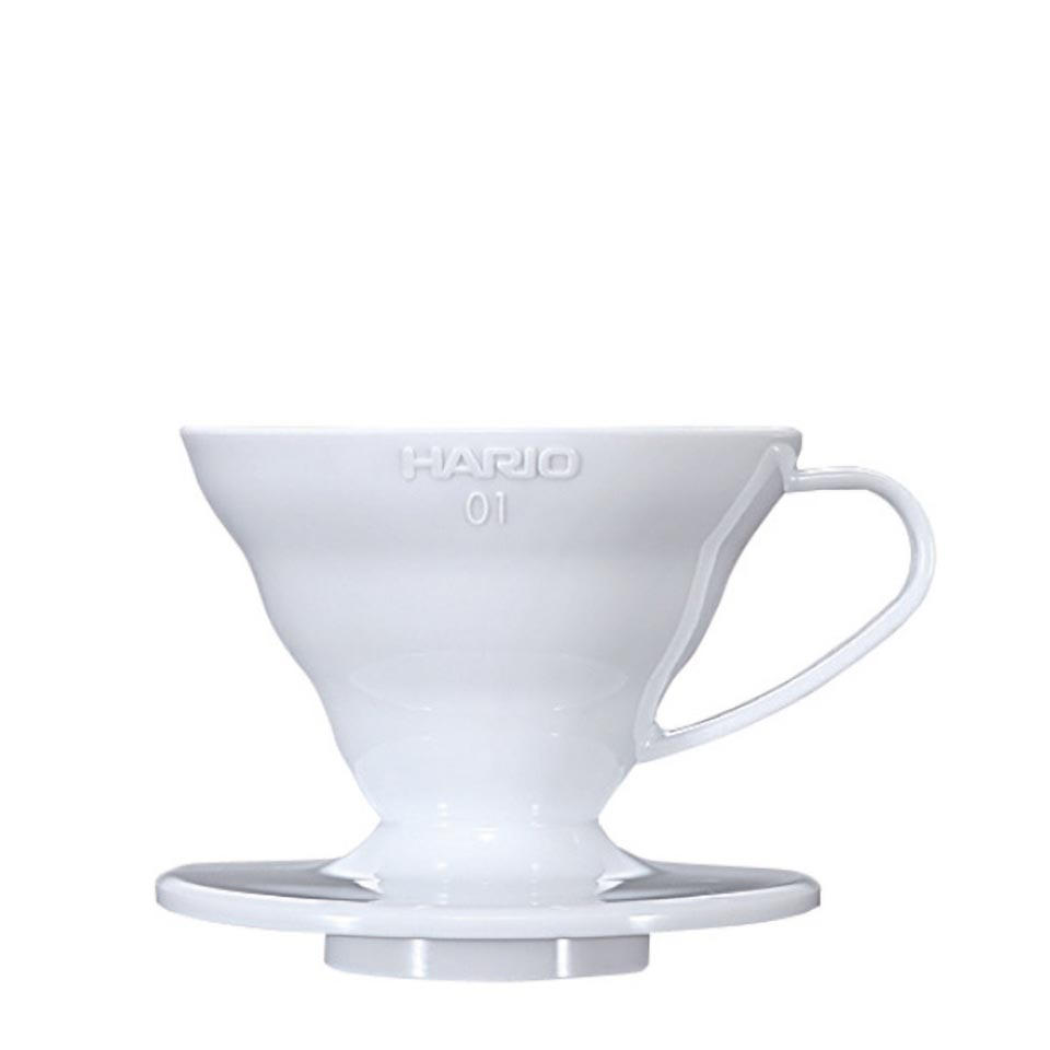 Coffee Dripper V60 01 White