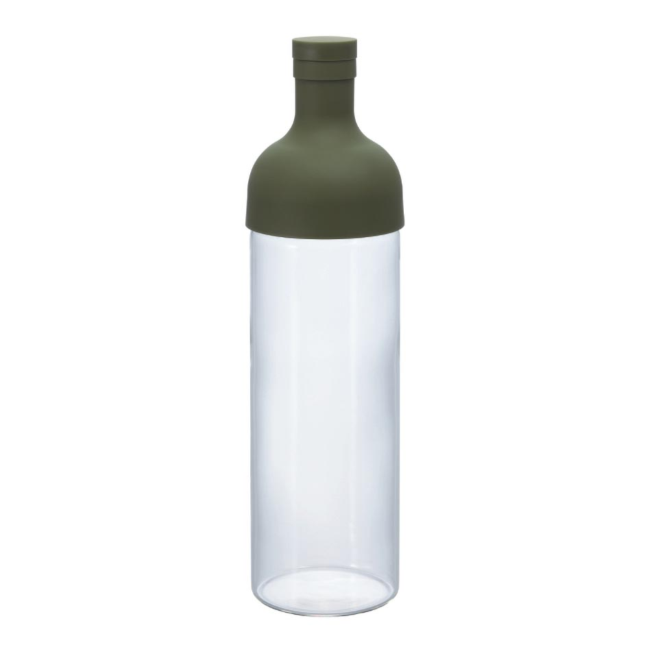 Filter in Bottle Olive Green