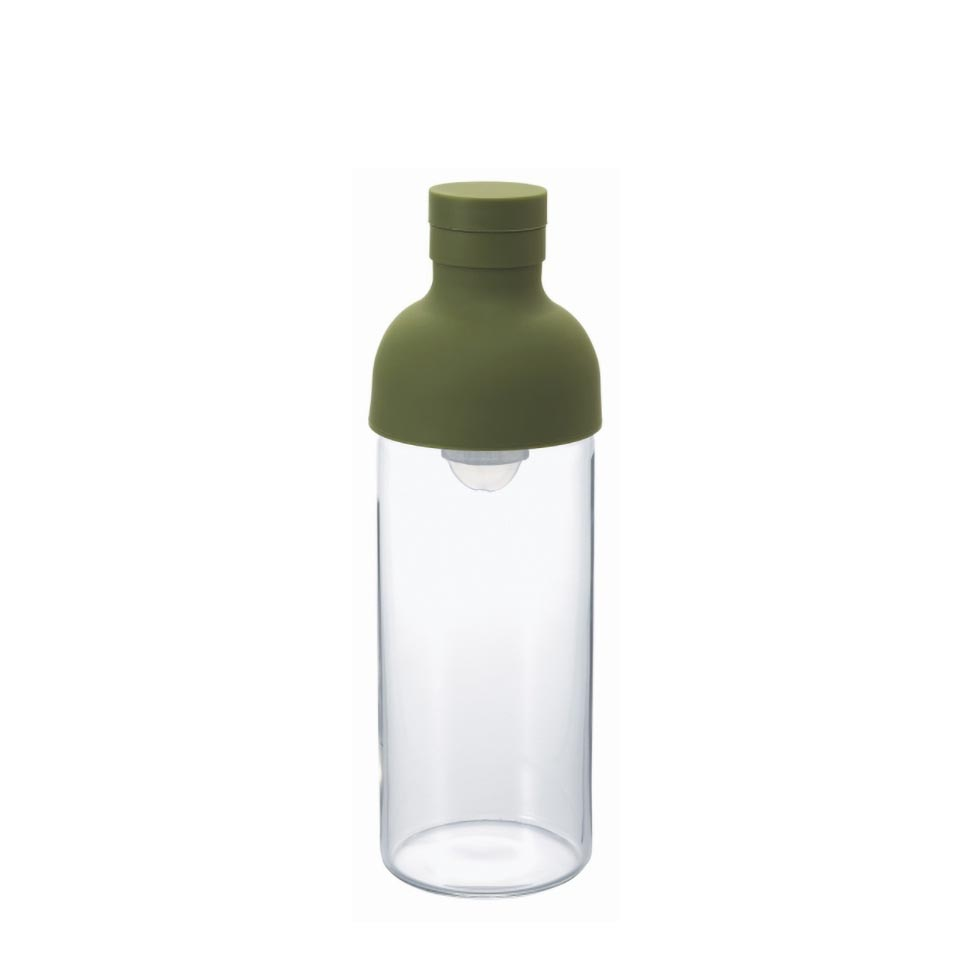 Filter In Bottle 300ml Olive Green