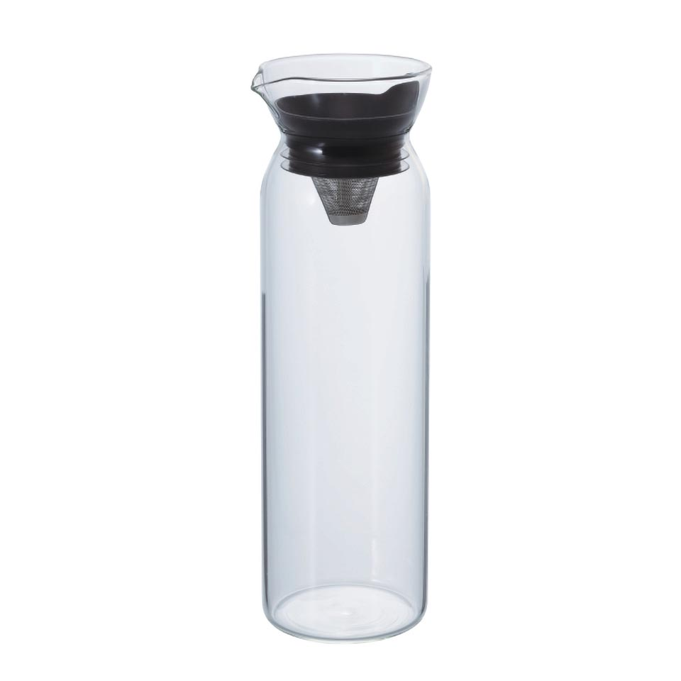 Heatproof Glass Cold Brew Tea Bottle