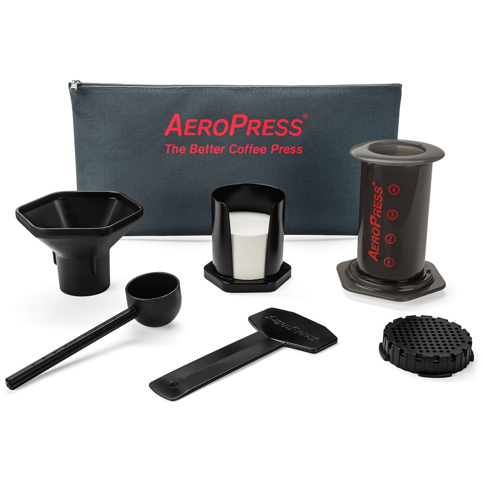 AeroPress® Coffee & Espressomaker with Tote Carry Bag