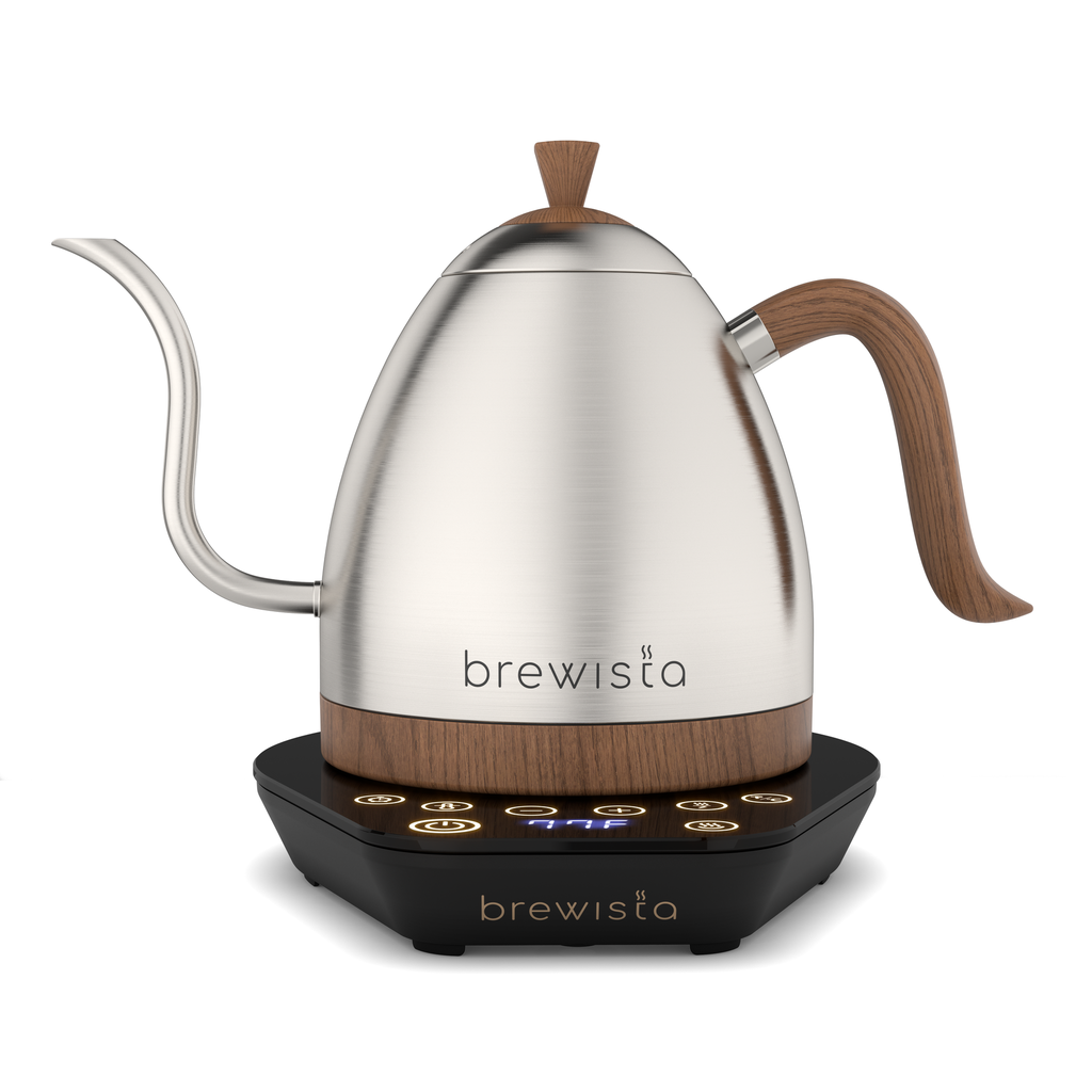 Brewista Artisan 1.0L Gooseneck Variable Kettle - Stainless Steel