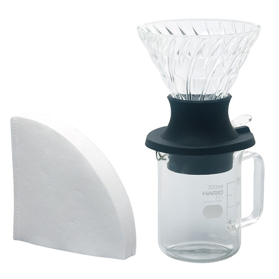 Start-Stop Dripper Set 200ml