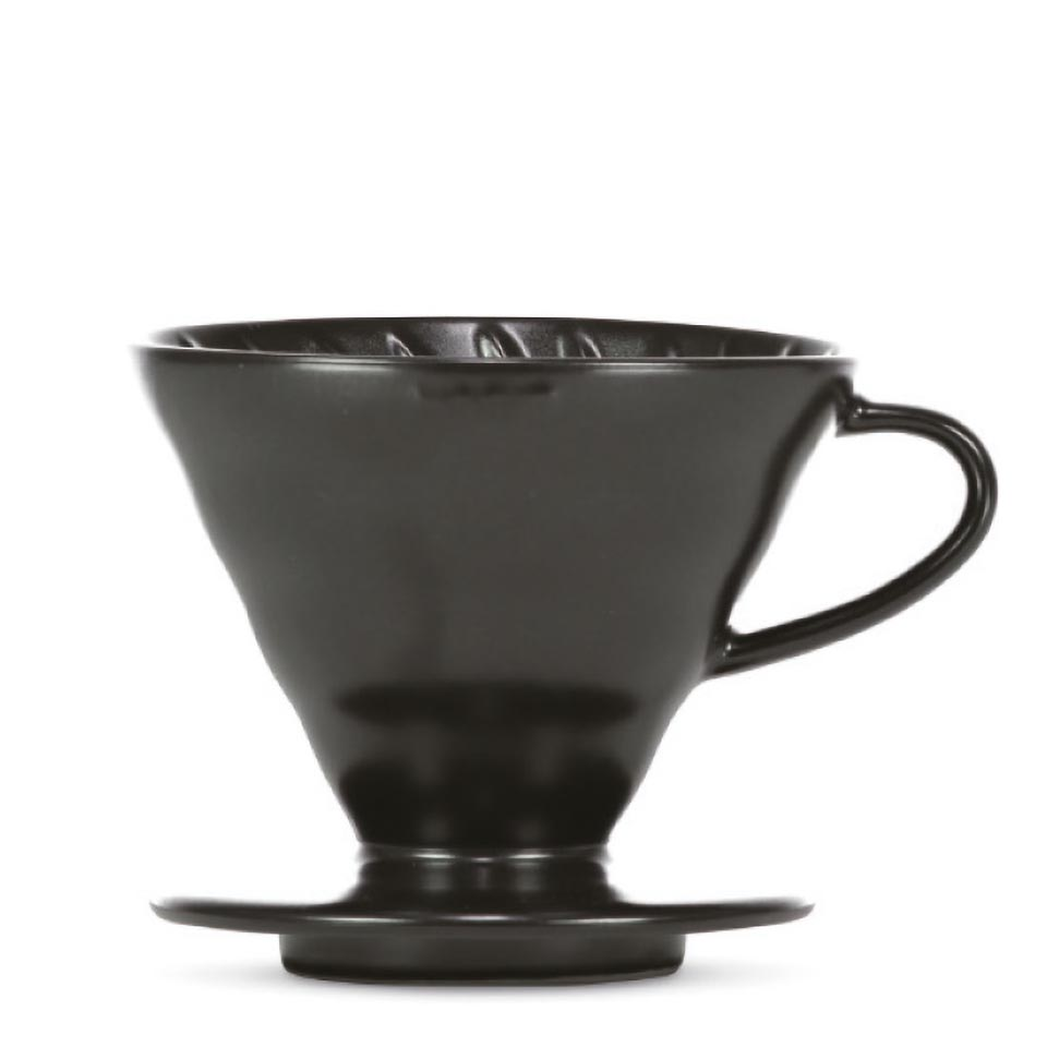 "V60 Dripper ""Colour Edition"" matte black"
