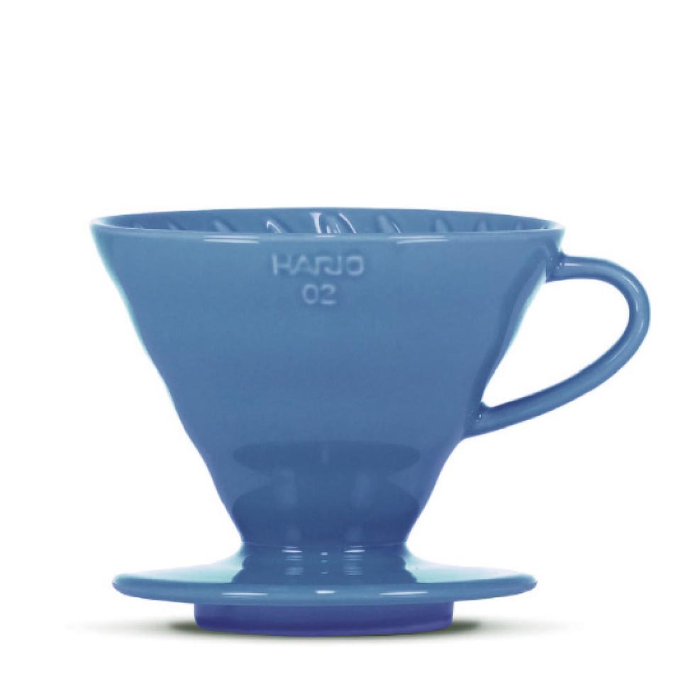 "V60 Dripper ""Colour Edition"" turquoise blue"