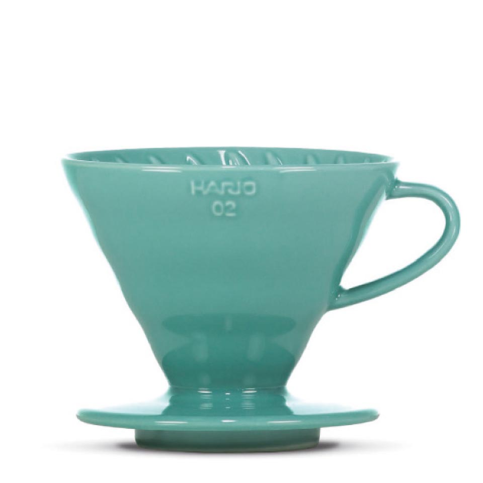 "V60 Dripper ""Colour Edition"" turquoise-green"