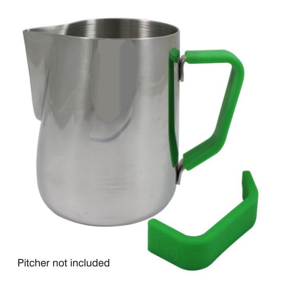 Rhinowares Green Silicone Handle Cover 32oz