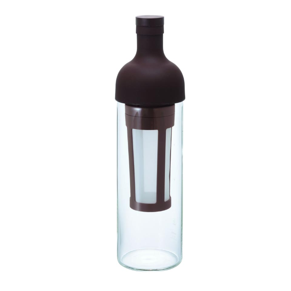 Filter in Coffee Bottle Chocolate Brown