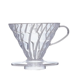 [VD-02T] Coffee Dripper V60 02 Clear