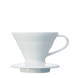 [VDC-01W] Coffee Dripper V60 01 Ceramic white