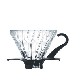 [VDG-01B] Glass Coffee Dripper V60 01