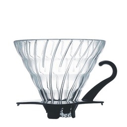 [VDG-02B] Glass Coffee Dripper V60 02