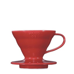[VDC-01R] Coffee Dripper V60 01 Ceramic red