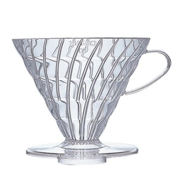 [VD-03T] Coffee Dripper V60 03 Clear