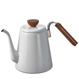 "[BDK-80-W] Coffee Pour Over Brewing Kettle ""Bona"""