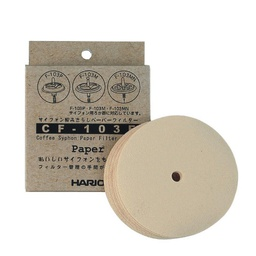 [CF-103E] Paper Filter 100 sheet for TCA, NXA, SCA