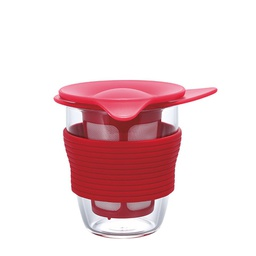[HDT-M-R] Handy Tea Maker (Red) 200ml