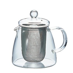 "[CHEN-36T] Leaf Tea Pot ""Pure"" 360ml"