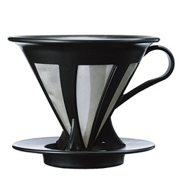 [CFOD-02B] Cafeor Dripper 02 Black