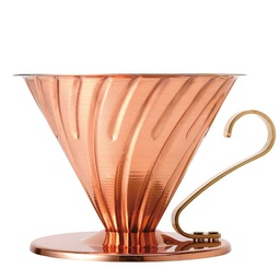 [VDPC-02CP] V60 Copper dripper 02
