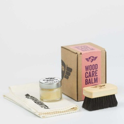 [CE1961] Wood Care Balm Set
