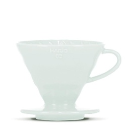 "[VDC-02-LBU-BB] V60 Dripper ""Colour Edition"" light blue"