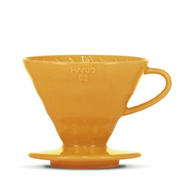 "[VDC-02-OR-BB] V60 Dripper ""Colour Edition"" orange"