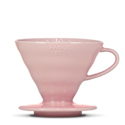 "[VDC-02-PPR-BB] V60 Dripper ""Colour Edition"" pink"