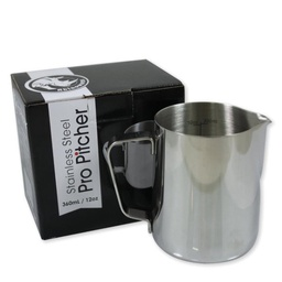 [RHMJ12OZ] Rhino Barista Milk Pitcher 12oz/360ml