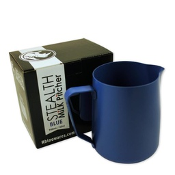 [RHBLUE32OZ] Rhino Stealth  Milk Pitcher 32oz/950ml Blue