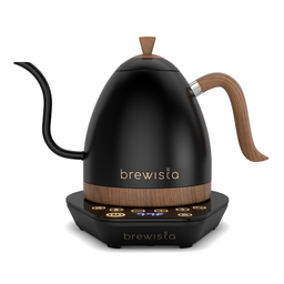 [BA10VKVDE-MB] Brewista Artisan 1.0L Gooseneck Variable Kettle - Matte Black