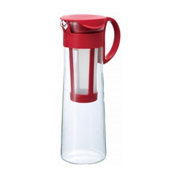 [MCPN-14R] Water Brew Coffee Pot Red