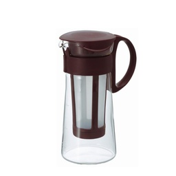 [MCPN-7CBR] Water Brew Coffee Pot Mini Brown
