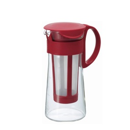 [MCPN-7R] Water Brew Coffee Pot Mini Red