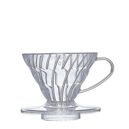 [VD-01T] Coffee Dripper V60 01 Clear