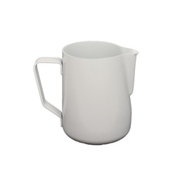 [RHWH12OZ] Rhino Stealth White Milk Pitcher 12oz/360ml