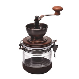 [CMHN-4] Ceramic Coffee Mill Canister